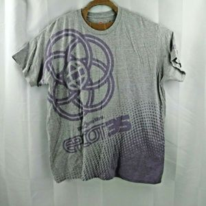 Disney Parks Hanes Nano Womens 2XL Gray T Shirt Wa